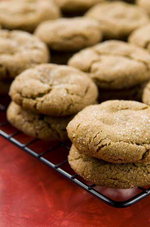 So delicious GingerDoodles, Snickerdooles' spicy cousin