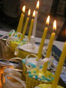 Chanukah desserts, chanukah recipes, Cooking for the King, Renee Chernin