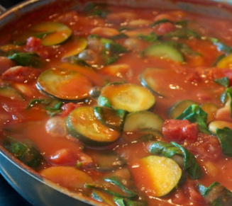 Forgotten Zucchini ~ This became one of my best recipes for zucchini quite by accident