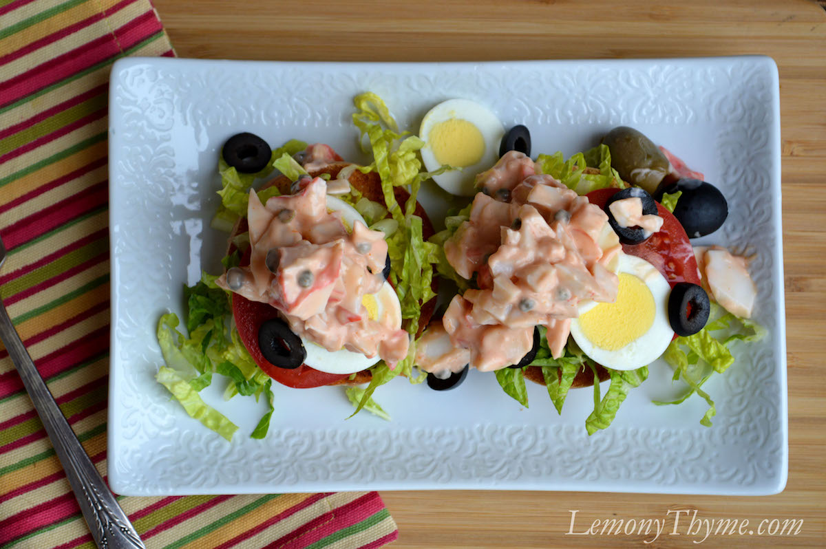 Kosher fish louis recipe for Why have a kosher kitchen