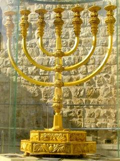 Message Of The Hanukkah Candelabrum
