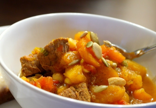 Butternut Squash Khoresht ~with quite an amazing story of Jews sharing more than food... read on~