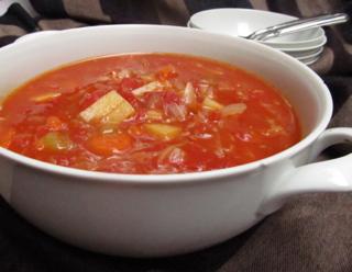 kosher soup, pareve soup