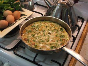 how to make fritatta