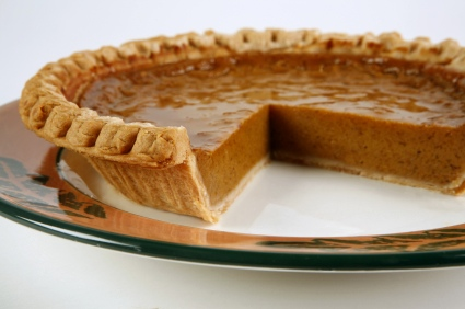 Sweet Potato Pie ~recipe from a country girl